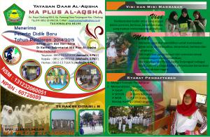 Brosur MA Plus Al-Aqsha 02