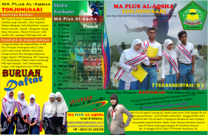Brosur MA Plus Al-Aqsha 03