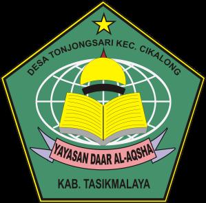 LOGO YAYASAN DAAR AL-AQSHA 2